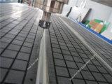 Grabado de alta velocidad que talla el ranurador del CNC del corte
