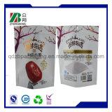 Palomitas calientes de la venta que empaquetan la bolsa de papel de Kraft