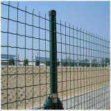 Treillis métallique soudé galvanisé de la Hollande comme frontière de sécurité de Bull
