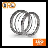 Único-Fileira de China anel de rolamento do giro da esfera do contato de quatro pontos