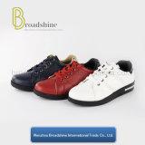 Chaussures de panneau d'injection de PVC pour des femmes et des dames