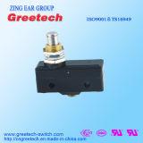 Orelha Zing Micro Switch de grandes dimensões com montagem Pamel Êmbolo do cilindro
