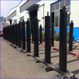 Etapa tres / cuatro Fase / Etapa Cinco Remolque con cilindros hidráulicos telescópicos