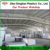 Tarjeta material de la espuma del PVC de Buliding de la venta caliente