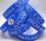 O desporto de alta qualidade bracelete moda azul