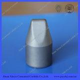 Insert de carbure de tungstène en forme de ciseau Extension longue