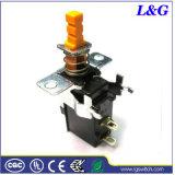 16A Alimentation électrique de l'interrupteur à bouton poussoir SPST (MPS11)