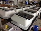 Luft-Abgas-Solarluftauslaß des Dach-20W angeschaltener 14inch für Gewächshaus (SN2013008)