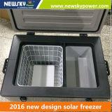 Congélateur actionné solaire de véhicule de surgélateur de congélateur portatif de crême glacée de qualité