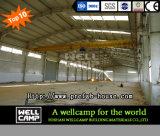 Costruzione usata magazzino della struttura d'acciaio della lamiera di acciaio da vendere