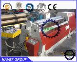 Modelo de máquina de dobragem 4 rolos: W12S-12X4000