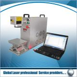 Jeans를 위한 섬유 Laser Marking Machine