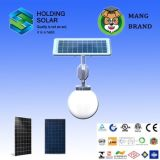 Sistema de iluminação solar solar em todo o mundo, quente, para uso ao ar livre