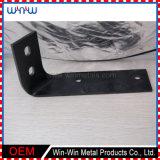 La precisión de aluminio de extrusión curvo de pequeñas piezas de estampación para la máquina