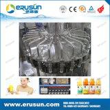 Suco de frutas 600ml Frasco de HDPE máquina de enchimento a quente