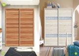 Portello dell'armadio da cucina del PVC per l'armadio da cucina (yg-017)