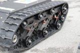 Plataforma del robot de la pista de goma RC (K01SP8)
