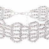 Оптовое супер внезапное ожерелье диаманта чокеровщика