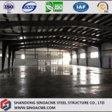 Sinoacme Сборные стальные рамы портала структуре склада