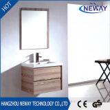 Neue Entwurfs-Melamin-Badezimmer-Eitelkeit mit Behälter-Wanne