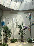 turbine de vent verticale de petite taille de 100W 12V