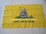 자수 국가 면 폴리에스테 옥외 전시 깃발