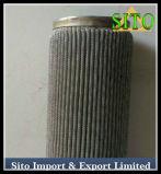 ステンレス鋼の金網のカートリッジフィルター