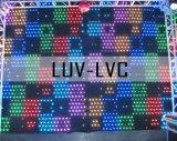 LUV-LVC 4 mx6 m (P9) LED-videogordijn/LED-visiegordijn
