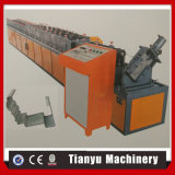 Rolo galvanizado do frame de porta que dá forma à máquina