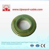 PVC固体円形の銅の適用範囲が広い電線