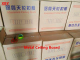 Techo de la tarjeta del techo del panal del metal