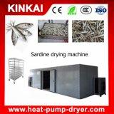 Pequeño secador de los pescados del aire caliente/secadora para el deshidratador de la sardina/del alimento