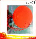 Подогреватель силиконовой резины подогревателя 12/24V 300W принтера 3D диаметра 300*1.5mm