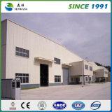 工場は鉄骨構造を浴室およびオフィス領域と十分に合われて貯蔵させる