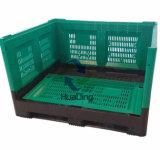 立場の指定1200X1000プラスチック折りたたみパレット容器