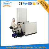 ce Disabled Vertical Wheelchair Platfrom Lift de 2m à vendre