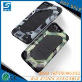Cassa Shockproof del telefono dell'armatura del camuffamento per il iPhone 7/7plus