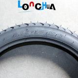 Neumático sin tubo de la motocicleta de la venta caliente con de calidad superior