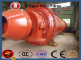 Moinho de bola de alta eficiência para hematite, Minério de ferro, Minério de cobre, Dolomita, Bentonite, Calcário, Cimento