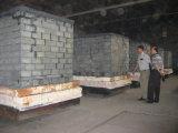 중국 찰흙 로 내화 물질을%s 보세품 실리콘 탄화물 벽돌