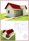 تضمينيّ [ستيل ستروكتثر] يصنع منزل مع [سلر بنل]