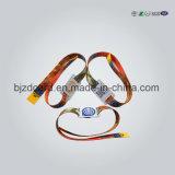 Eco-Friendly ткань и сплетенный Wristband RFID для случаев