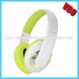 方法ヘッドホーンの最もよく健全で重い低音によってワイヤーで縛られるステレオのヘッドホーン