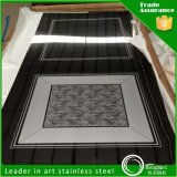 Elevator Doorのための304装飾的なStainless Steel Sheet