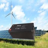 Bateria profunda 12V200ah da potência solar do ciclo com terminal Mc4 solar