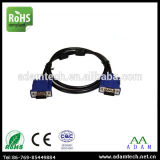 Male VGA Cable에 D-SUB 15 Pin HD Male