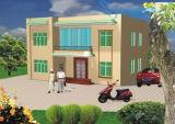 2 Geschoss-vorfabriziertes schönes Landhaus für Verkauf