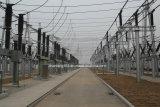 Estructura de la subestación para la transmisión de potencia, subestación