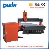 3kw tallado en madera y de corte CNC máquina de carpintería de aluminio