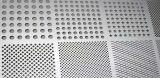 Lamina di metallo perforata del quadrato d'ottone decorativo (iso Mauufacturer)